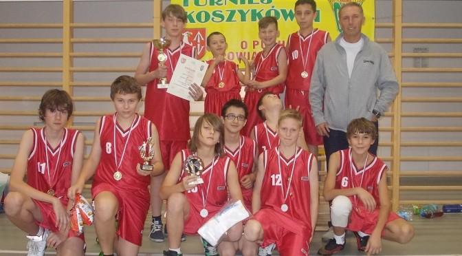 Ogólnopolski Turniej Koszykówki o Puchar Starosty Powiatu Grodziskiego