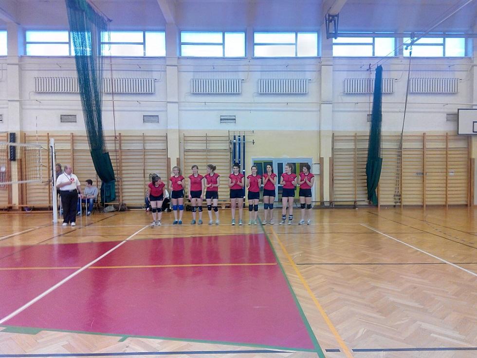 drużyna siatkówki-kobieca