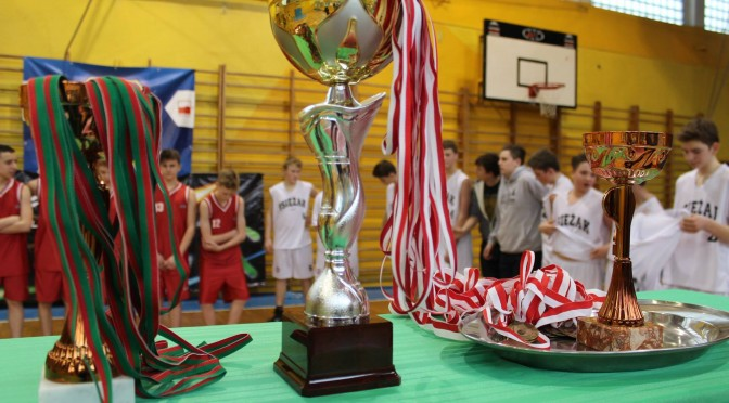 Wielkanocny Turniej Koszykówki o Puchar Burmistrza Błonia – 2016