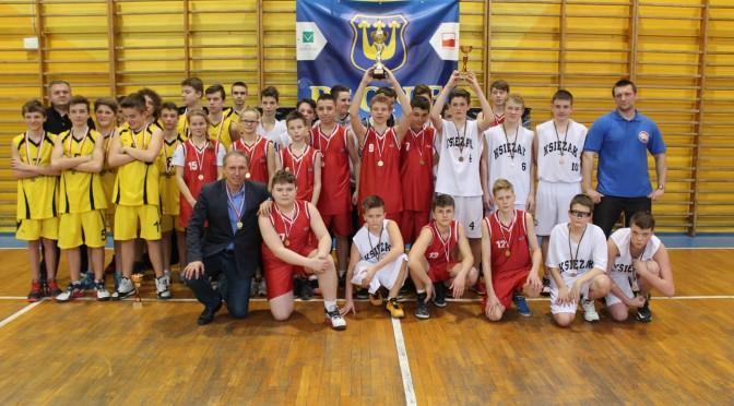 Wielkanocny Turniej Koszykówki o Puchar Burmistrza Błonia – 2016 (galeria zdjęć)