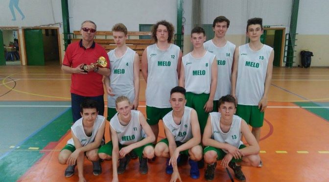 Turniej Koszykówki Kadetów U-16 o Puchar Dyrektora OSiR Łoiwcz